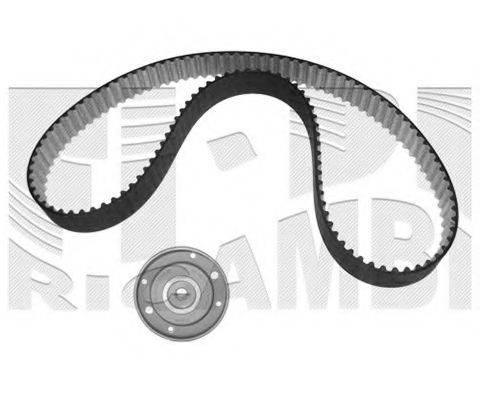 CALIBER 0095KW Комплект ремня ГРМ
