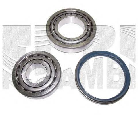 CALIBER RC6757 Комплект подшипника ступицы колеса