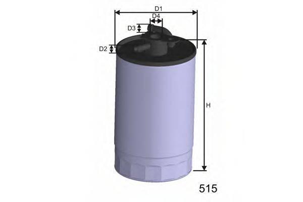 MISFAT M427 Топливный фильтр