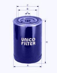 UNICO FILTER LI9953 Масляный фильтр