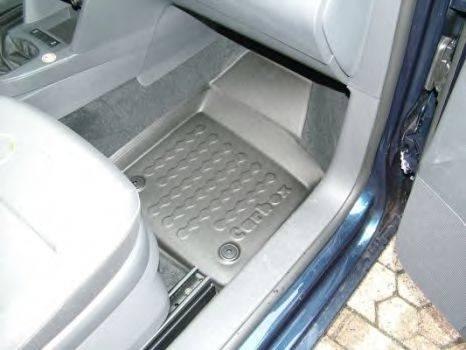 CARBOX 413128000 Резиновый коврик с защитными бортами
