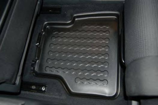 CARBOX 423128000 Резиновый коврик с защитными бортами