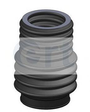 ERT 101505 Комплект пылника, рулевое управление