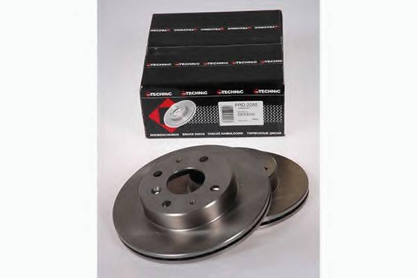PROTECHNIC PRD2285 Тормозной диск