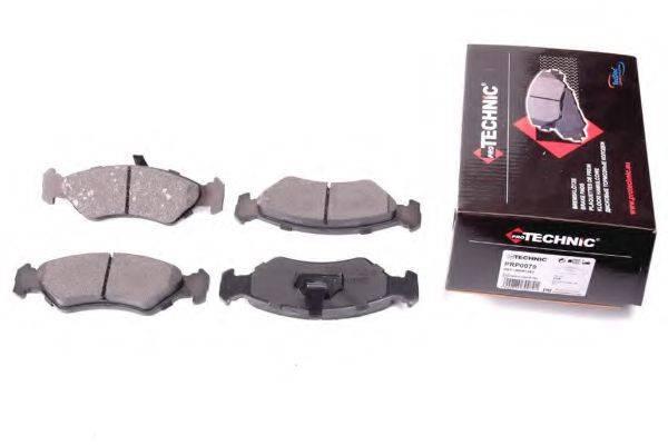 PROTECHNIC PRP0079 Комплект тормозных колодок, дисковый тормоз