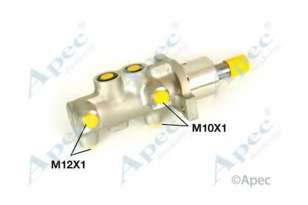 APEC BRAKING MCY107 Главный тормозной цилиндр