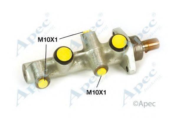 APEC BRAKING MCY108 Главный тормозной цилиндр