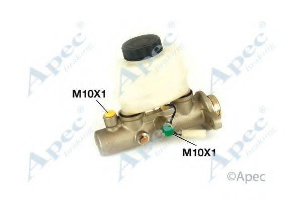 APEC BRAKING MCY130 Главный тормозной цилиндр