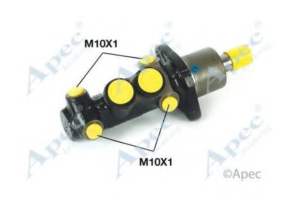 APEC BRAKING MCY141 Главный тормозной цилиндр