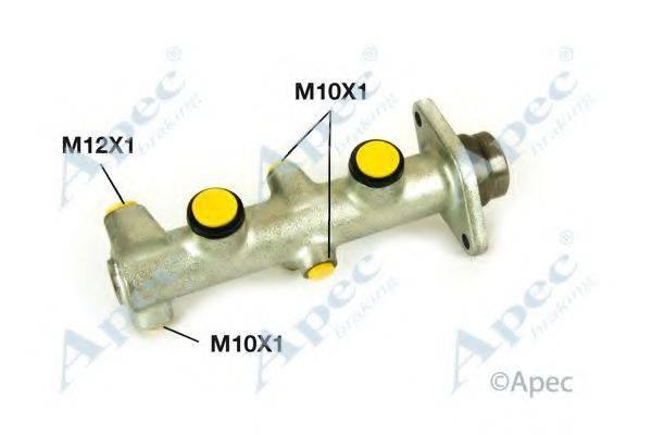 APEC BRAKING MCY153 Главный тормозной цилиндр