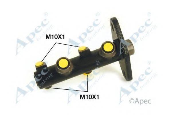 APEC BRAKING MCY159 Главный тормозной цилиндр