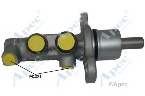 APEC BRAKING MCY174 Главный тормозной цилиндр