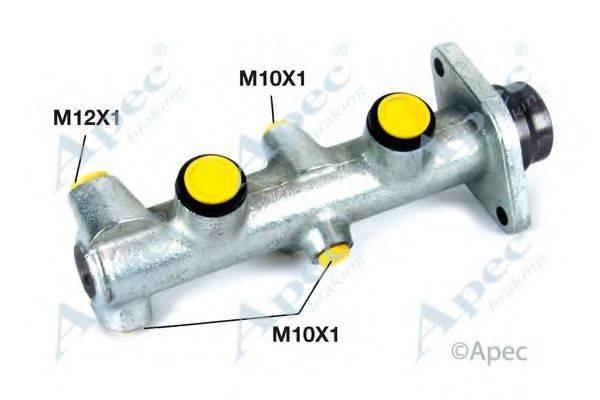 APEC BRAKING MCY230 Главный тормозной цилиндр
