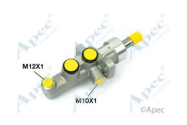 APEC BRAKING MCY234 Главный тормозной цилиндр