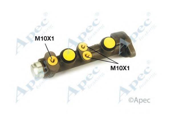 APEC BRAKING MCY242 Главный тормозной цилиндр