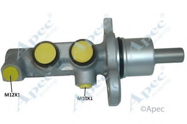APEC BRAKING MCY257 Главный тормозной цилиндр