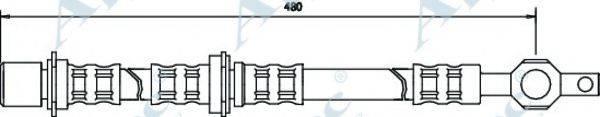 APEC BRAKING HOS3045 Тормозной шланг