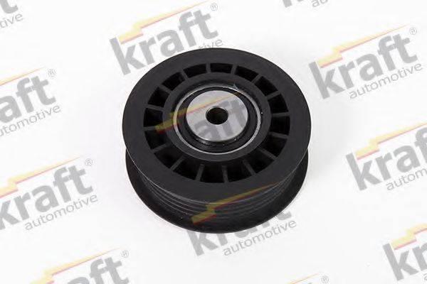 KRAFT AUTOMOTIVE 1221010 Натяжной ролик, поликлиновой  ремень; Паразитный / ведущий ролик, поликлиновой ремень