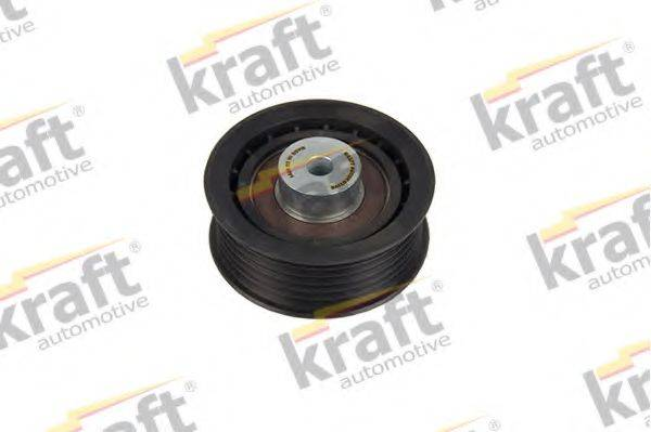 KRAFT AUTOMOTIVE 1221040 Паразитный / ведущий ролик, поликлиновой ремень
