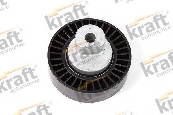 KRAFT AUTOMOTIVE 1222800 Паразитный / ведущий ролик, поликлиновой ремень