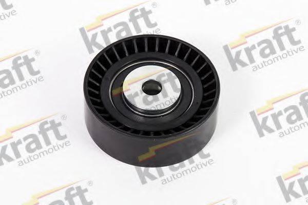 KRAFT AUTOMOTIVE 1222810 Паразитный / ведущий ролик, поликлиновой ремень