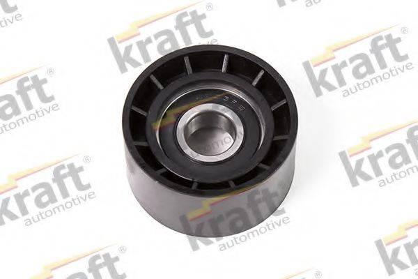 KRAFT AUTOMOTIVE 1225325 Паразитный / ведущий ролик, поликлиновой ремень