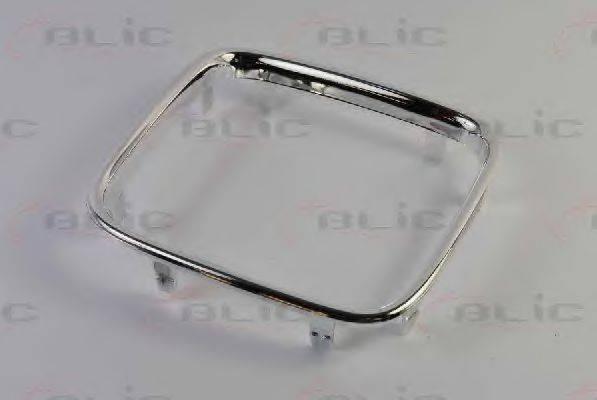 BLIC 6502070057995P Облицовка / защитная накладка, облицовка радиатора