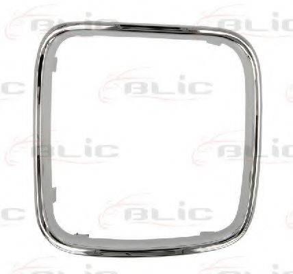 BLIC 6502070057996P Облицовка / защитная накладка, облицовка радиатора