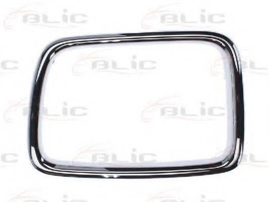 BLIC 6502070057997P Облицовка / защитная накладка, облицовка радиатора