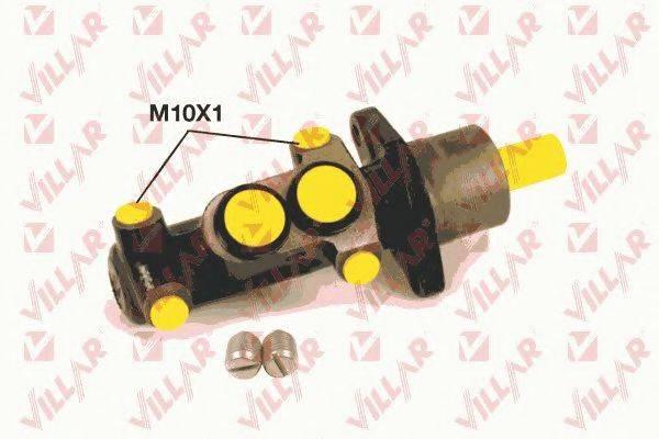 VILLAR 6212981 Главный тормозной цилиндр