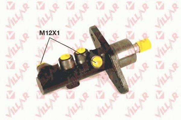 VILLAR 6212993 Главный тормозной цилиндр