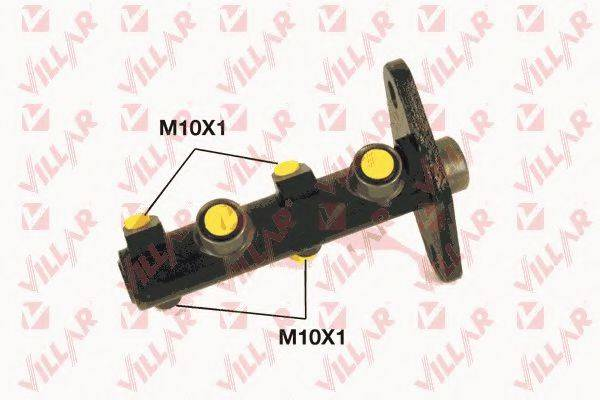 VILLAR 6212994 Главный тормозной цилиндр