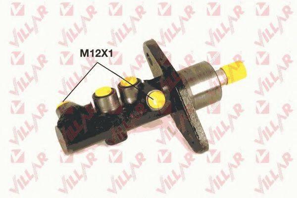 VILLAR 6212997 Главный тормозной цилиндр