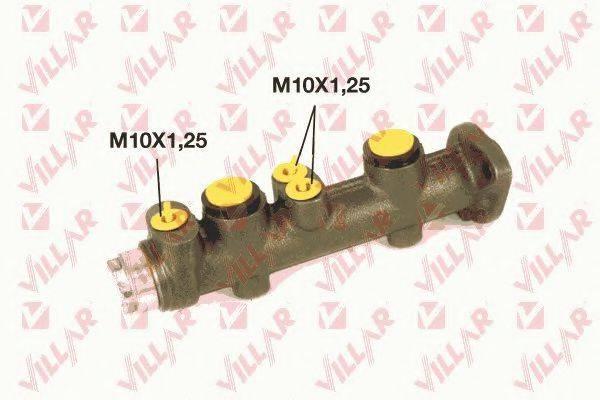 VILLAR 6213269 Главный тормозной цилиндр