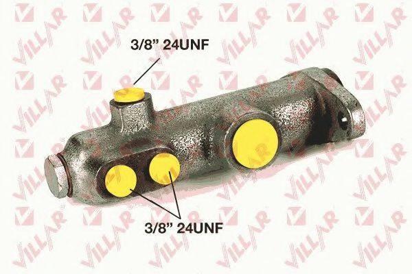 VILLAR 6213279 Главный тормозной цилиндр