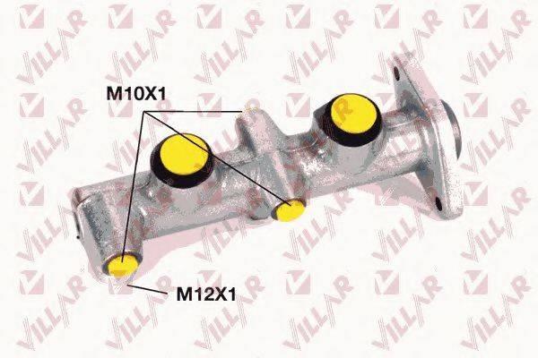 VILLAR 6213368 Главный тормозной цилиндр
