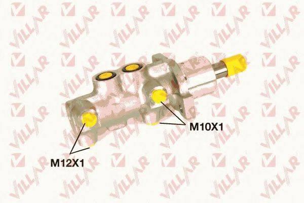 VILLAR 6213499 Главный тормозной цилиндр