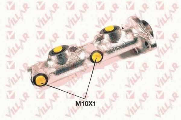 VILLAR 6213648 Главный тормозной цилиндр