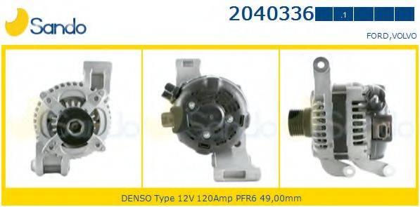 SANDO 20403361 Генератор