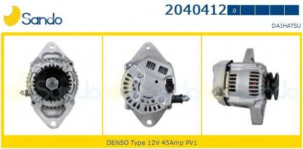 SANDO 20404120 Генератор