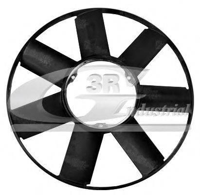 3RG 80122 Крыльчатка вентилятора, охлаждение двигателя