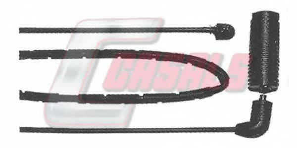 CASALS 50078 Сигнализатор, износ тормозных колодок