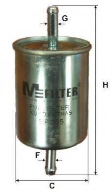 MFILTER BF305 Топливный фильтр