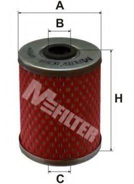 MFILTER DE3115 Топливный фильтр