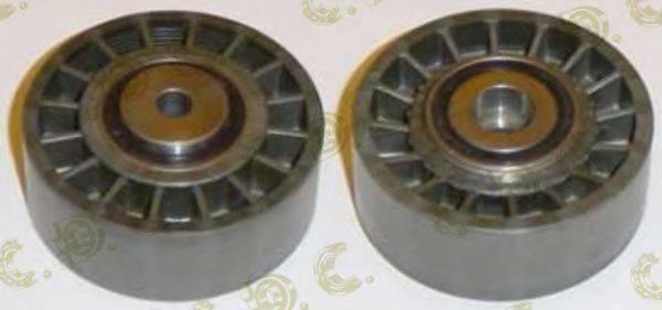 AUTOKIT 03063 Паразитный / ведущий ролик, поликлиновой ремень