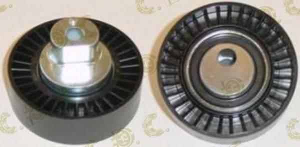 AUTOKIT 03168 Паразитный / ведущий ролик, поликлиновой ремень