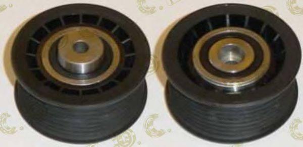 AUTOKIT 03233 Паразитный / ведущий ролик, поликлиновой ремень