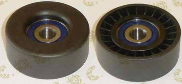 AUTOKIT 0380180 Паразитный / ведущий ролик, поликлиновой ремень