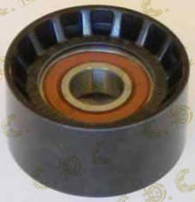 AUTOKIT 0380774 Паразитный / ведущий ролик, поликлиновой ремень