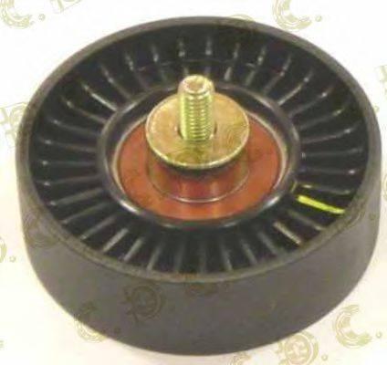 AUTOKIT 0381040 Паразитный / ведущий ролик, поликлиновой ремень